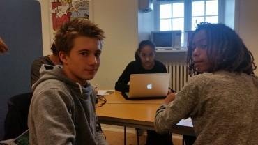 Matthæus Vamosi (Venstre) Og Louis Noget